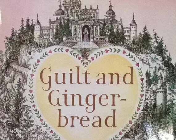 Guilt and Gingerbread - Leon Garfield, Fritz Wegner - First Edition Children's Books, Kids Books, Fairy Tales, Witches, Magic, 1980s
