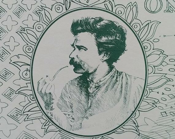 A Treasury of Mark Twain - The Folio Society - First Edition Children's Books - 19th Century Authors, Humor, Mark Twain Stories