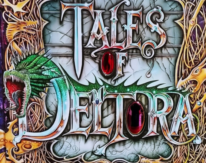 The Tales of Deltora by Emily Rodda - First Edition Children's Books - Deltora Quest