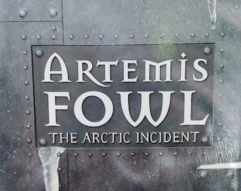 Artemis Fowl: The Arctic Incident by Eoin Colfer - First Edition Children's Books