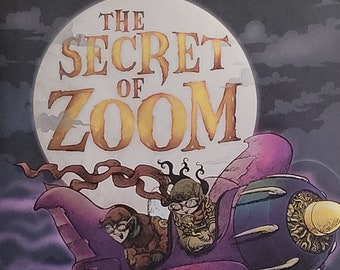 The Secret of Zoom by Lynne Jonell - 2009 First Edition - Children's Books