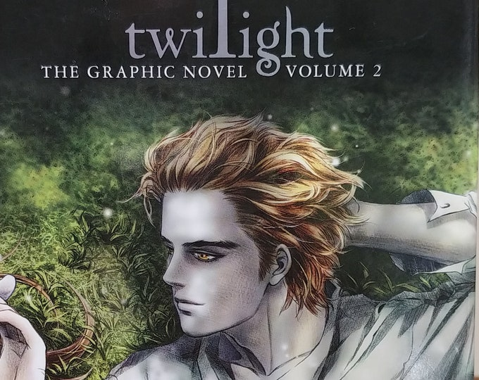Twilight, The Graphic Novel, Vol II by Young Kim and Stephenie Meyer - First Edition Children's Books