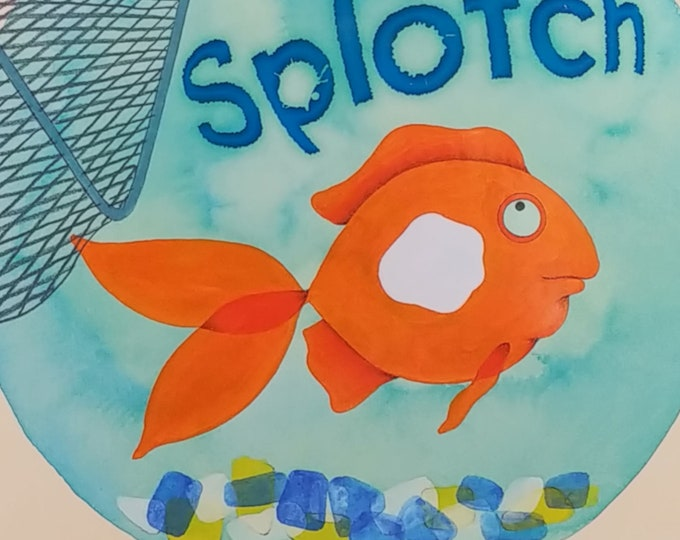 Splotch by Gianna Marino - First Edition Children's Books