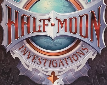 Half-Moon Investigations by Eoin Colfer - 2006 First US Edition - Children's Books