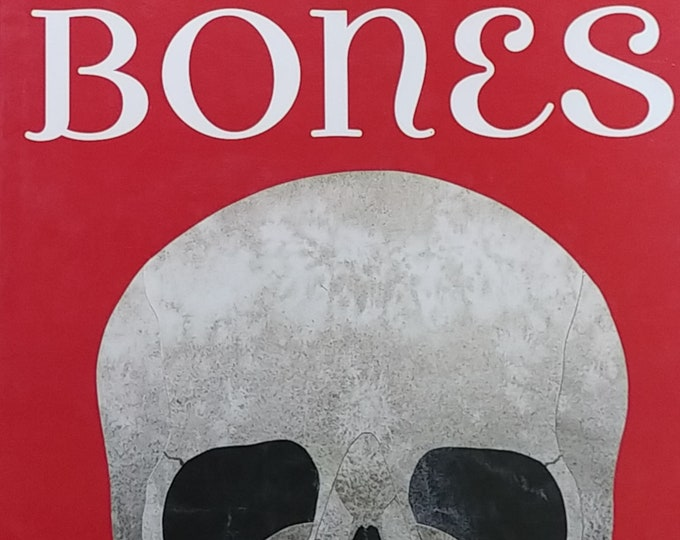 Bones: Skeletons and How They Work by Steve Jenkins - First Edition Children's Books