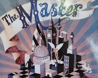 The Master of Misrule by Laura Powell - First Edition Children's Books, Kids Book - The Game of Triumphs, Arcanum, Tarot Cards, London