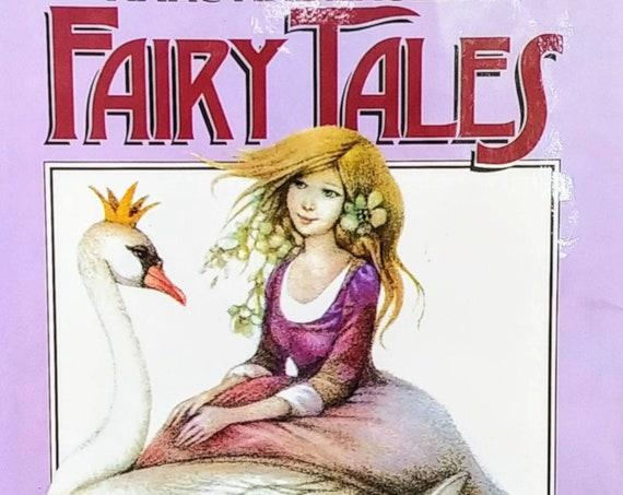 Hans Anderson's Fairy Tales - Vera Gissing, Dagmar Berkova - First Edition Children's Books - Kids Book, Hans Christian Andersen
