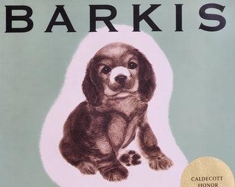 Barkis by Clare Turlay Newberry -  1998 Smithmark Edition - Vintage Child Book, Caldecott Award Book