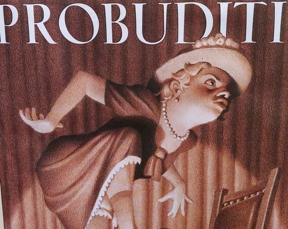Probuditi! by Chris Van Allsburg - First Edition Children's Books