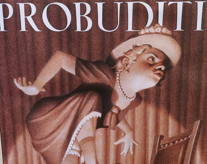 Probuditi! by Chris Van Allsburg - First Edition Children's Books