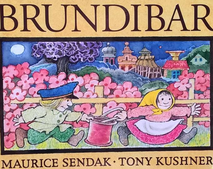 Brundibar by Maurice Sendak, Tony Kushner - First Edition - Childrens Books, Opera, Concentration Camp, Terezin