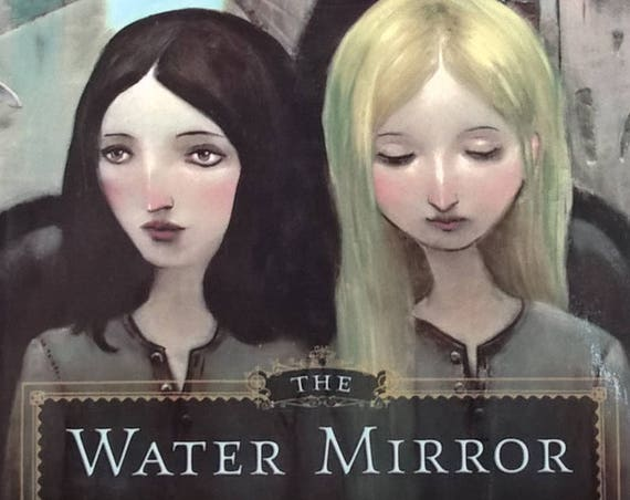 The Water Mirror by Kai Meyer - First Edition - Childrens Books, Fantasy, Magic, Pharaoh, Egypt, Venice Italy, Flowing Queen
