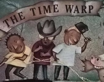 The Good, The Bad, and The Goofy by Jon Scieszka, Lane Smith - Time Warp Trio - First Edition - Childrens Books, Fantasy, Time Travel