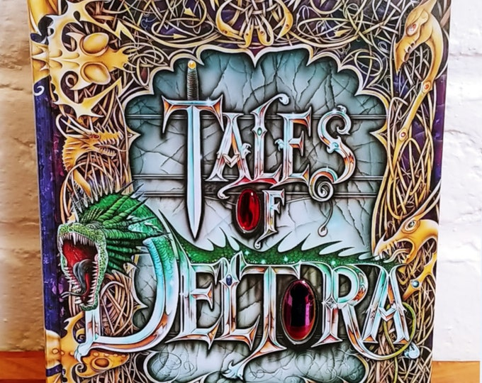 The Tales of Deltora by Emily Rodda - First Edition Children's Books - Deltora Quest