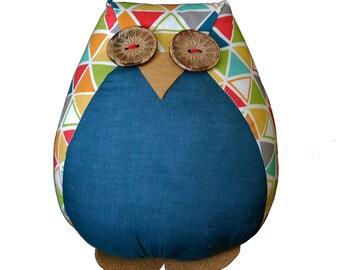 Owl Cushion Toy