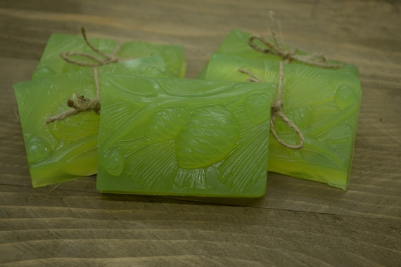 Rocky Mountain Pine Olive Oil Soap Bar
