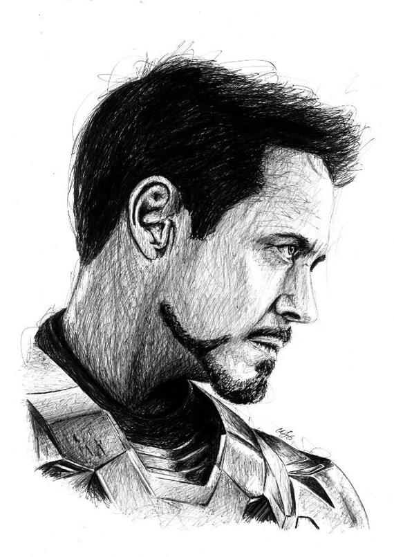 The Tony Stark Goatee - How To Do And Maintain It – Cool ...  |Tony Stark Iron Man 2 Hair