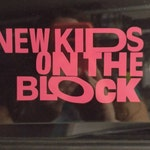 New Kids on the Block-NKOTB-vinyl decal logo and magnets