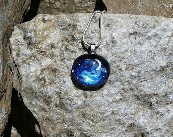 A Starry Night necklace