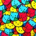 Karla Edwards reviewed CMYKitties Cute CMYK Cat Iron-on Sew-on Embroidery Applique Patch