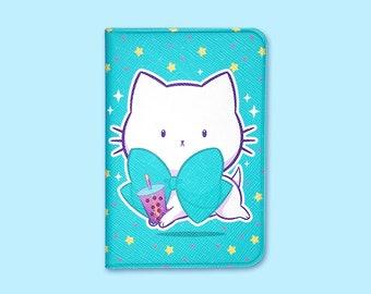 NEW! Bubble Kittea PU card wallet