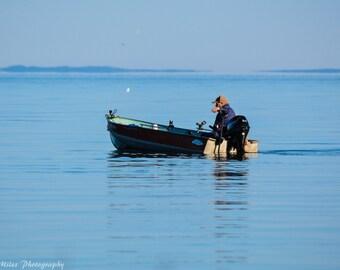 Lake Michigan Solitude