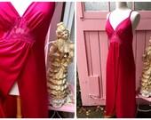 Bright Pink Vintage Lorra...