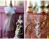 Vintage Pink and Lace Lad...