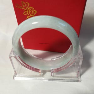 Certified Burma Grade A Green Jadeite Jade big Roaster Pendant S51*40*6mm
