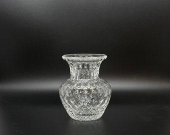 Small optic flared vase