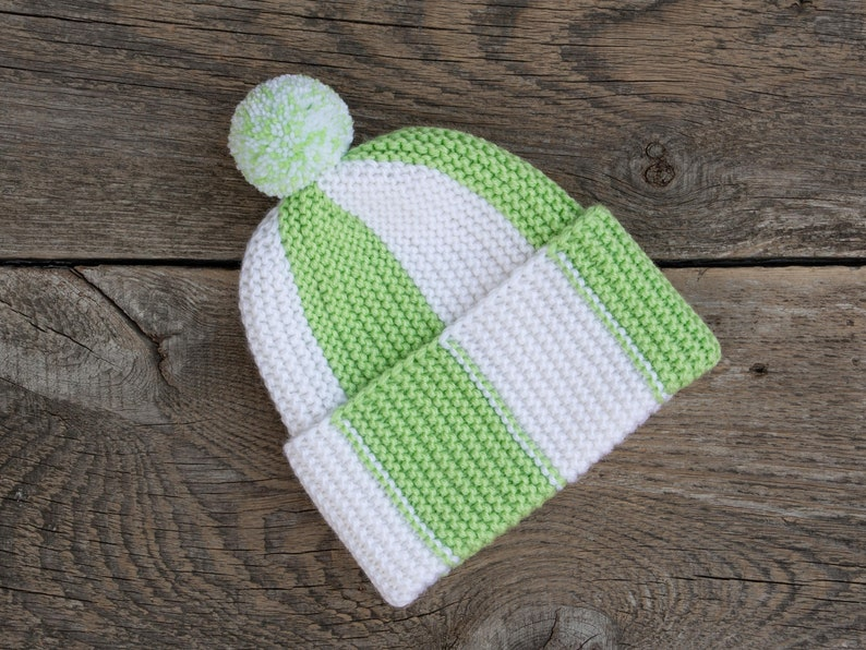 99d34261e88c1 Baby pom pom hat winter baby hat wool baby beanie knit toddler