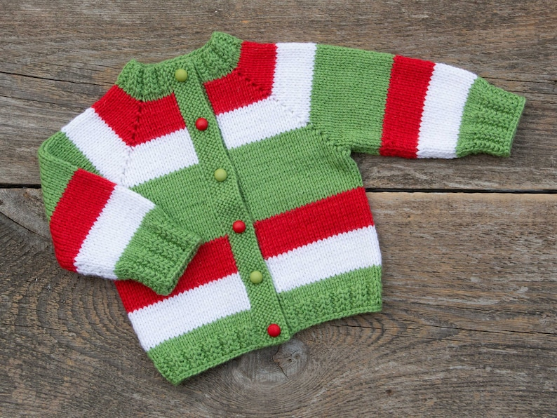 bcfa1223e Kids Christmas sweater Christmas baby outfit knit baby sweater