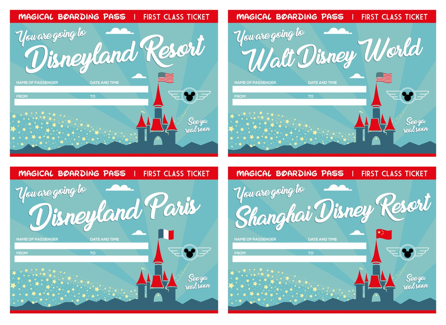 It is a picture of Wild Printable Disney Tickets