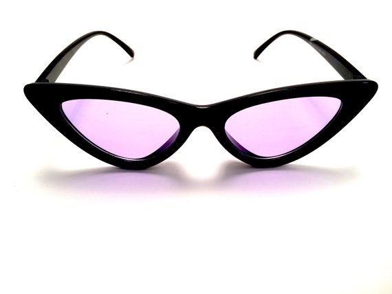 b84fdfae02 Cat Eye Sunglasses Cateye Cat Eye Sunnies Lolita 80s 60s