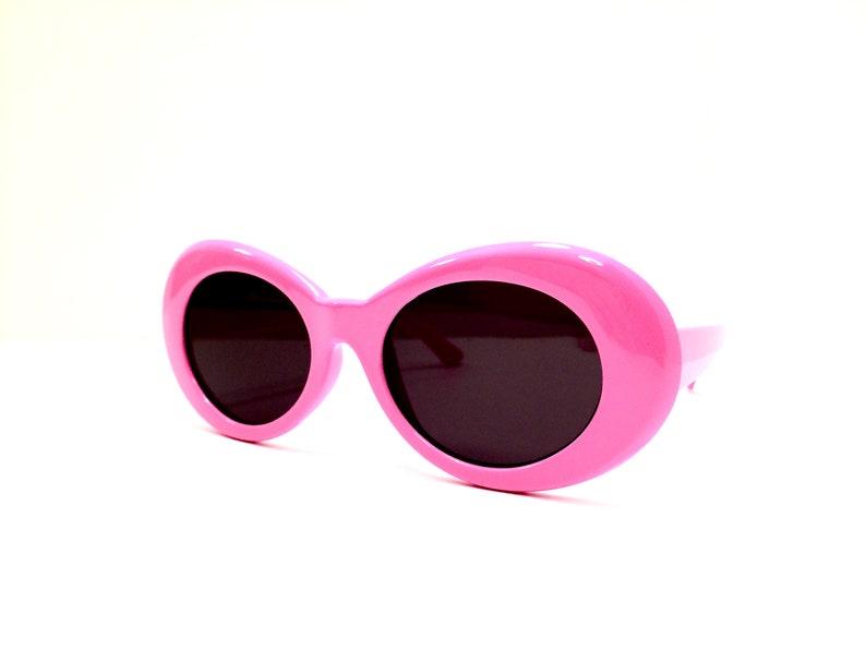 c0e363b778e Pink Kurt Cobain Sunglasses Sun Glasses Cat Eye Sunglasses