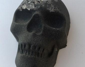 Black Soul Skull Bath Bomb