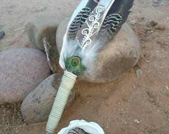 Large Smudge Fan