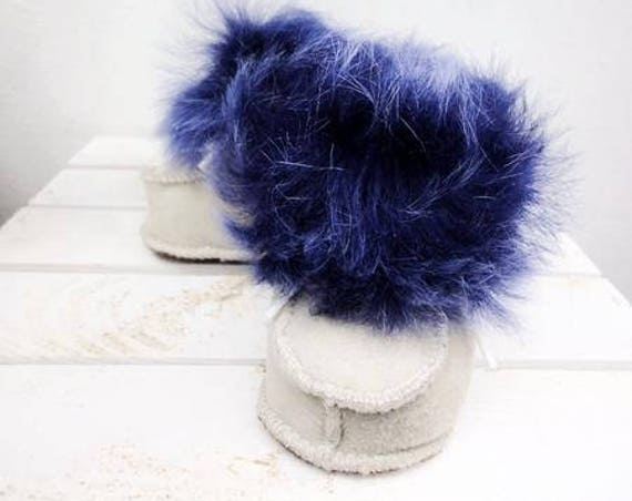 Real Leather Kids' Shoes. Leather Slippers For Kids. Genuine Leather & Sheepskin Booties For Kids. Healthy Materials.