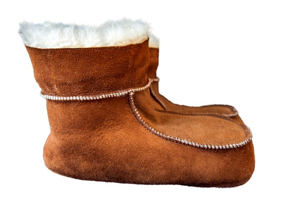Sheepskin Bambosze Slippers