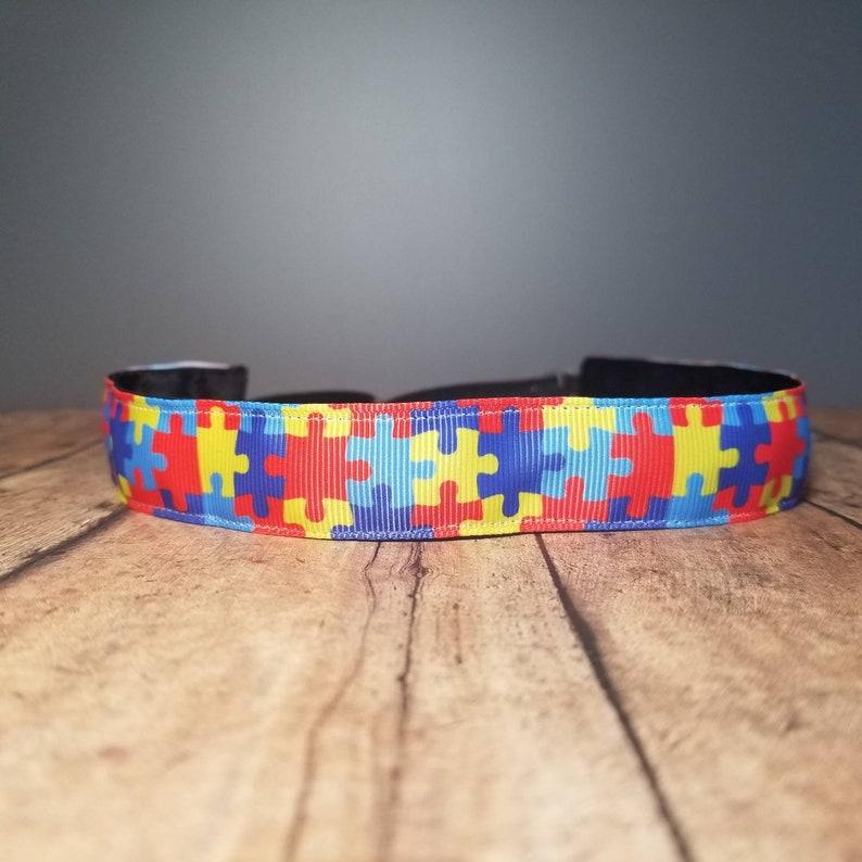 Autism Nonslip headbands for women no slip headband workout image 0