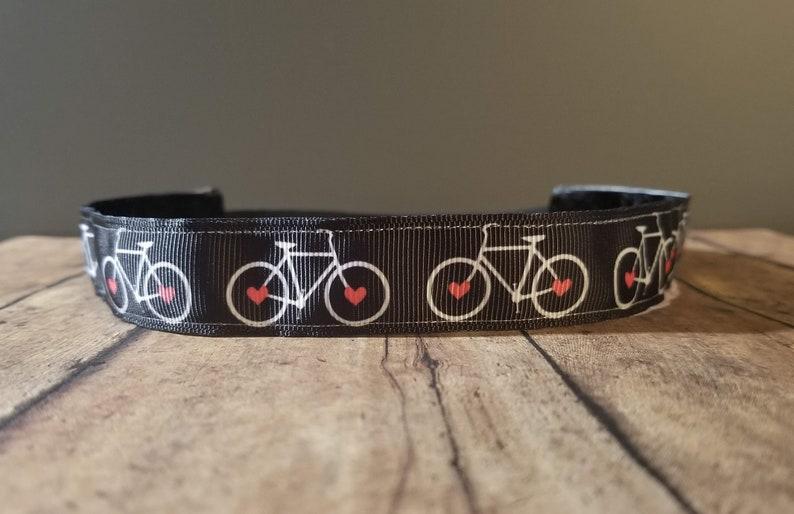 Bicycle Nonslip headbands for women no slip headband workout image 0