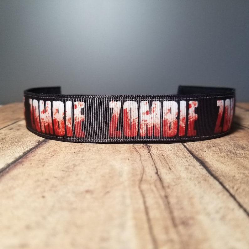 Zombie Nonslip headbands for women no slip headband workout image 0