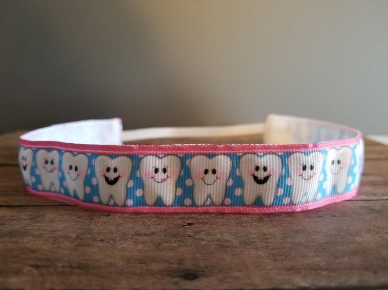 Dental Nonslip headbands for women no slip headband workout image 0