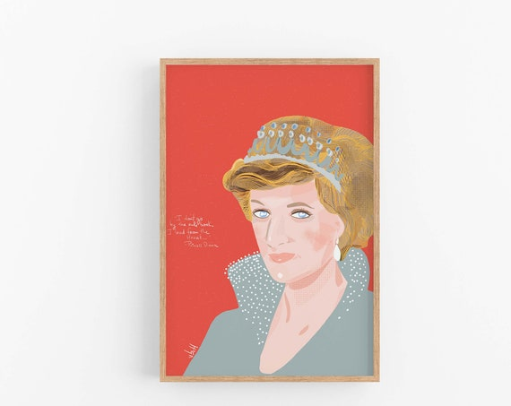 Lady D   Princess Diana   The People's Princess
