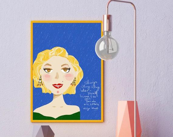 Marilyn Monroe | Icon Series | Girl Power