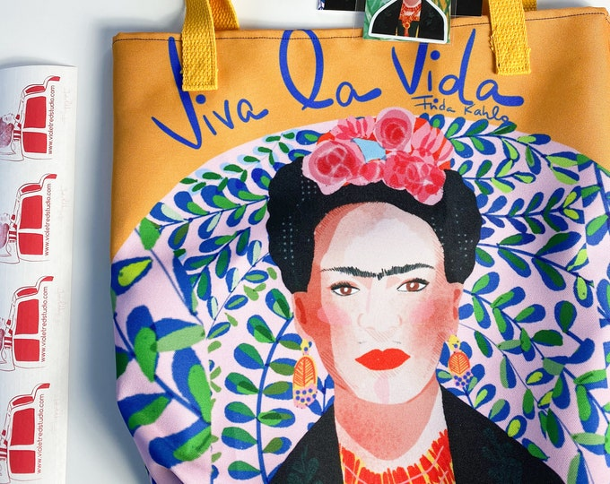Mothers Day gift bundle Frida Kahlo inspired- Cool mothers day gift box