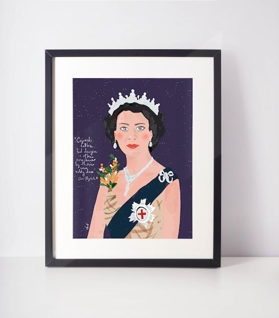 Queen Elizabeth II | Trailblazers | Boss Gift