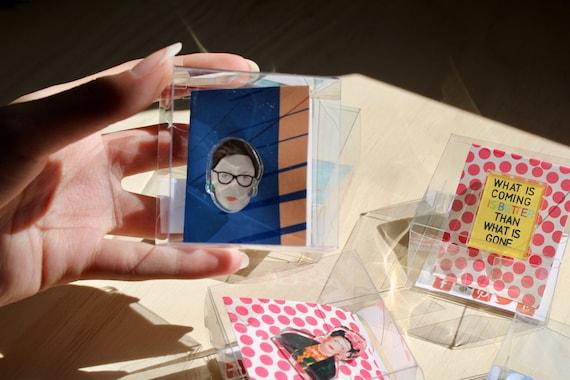 RBG Lapel Pin Gift box