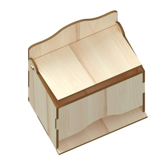 Wooden 4mm MDF Laser Cut Mum`s sewing shed