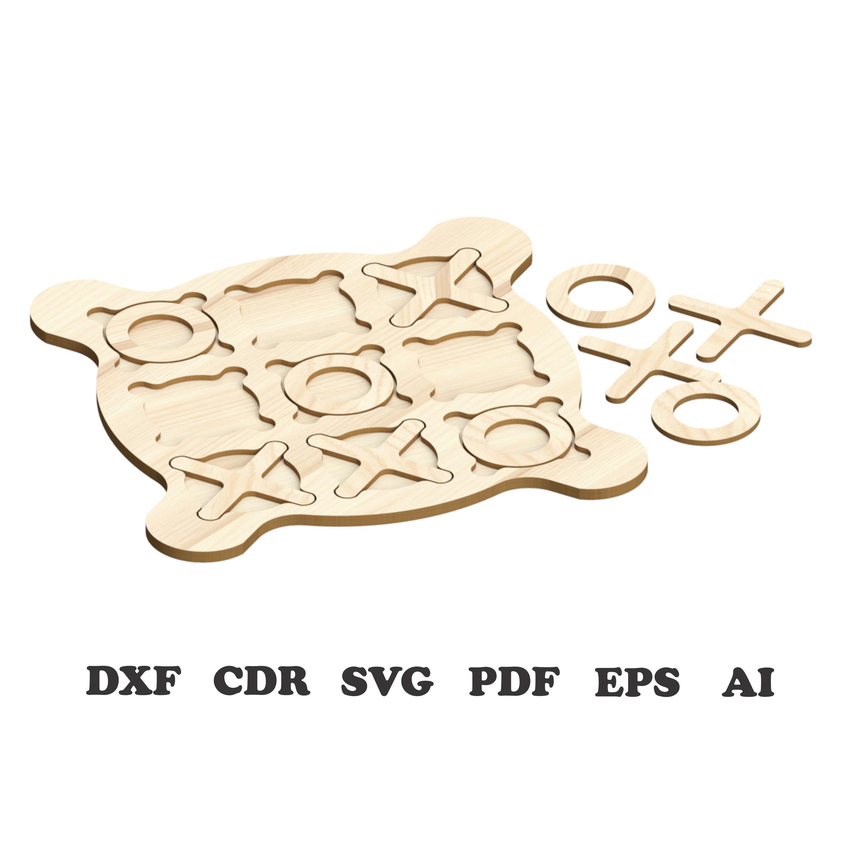 Laser Cut Files